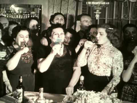 Entrega del título de Reina Esther (1950)