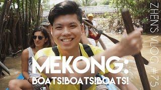 Mekong Delta Adventure! (Vietnam) | Zhen
