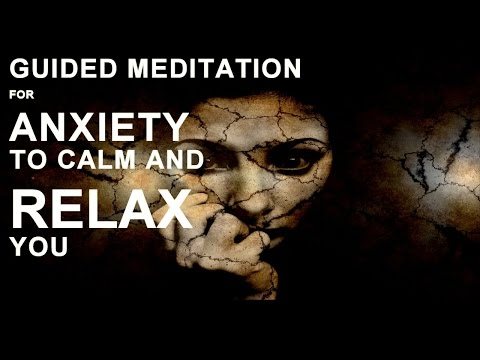 ANXIETY | STOP THE PANIC ATTACK | STRESS RELIEF | GUIDED MEDITATION