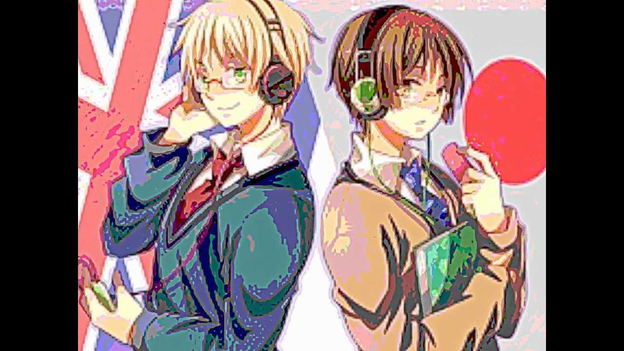 APH! Hetalia HeadPhones - YouTube Anime Music Headphones