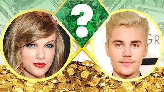 WHO'S RICHER? - Taylor Swift or Justin Bieber? - Net Worth Revealed! (2017)