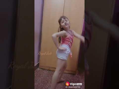 💞 Pila De Diwani Mai Hu Jiski💃💞  Little Girl Dance Whatsapp Status Video's