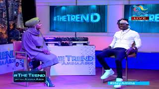 Mr. Seed on making it in the gospel industry #theTrend