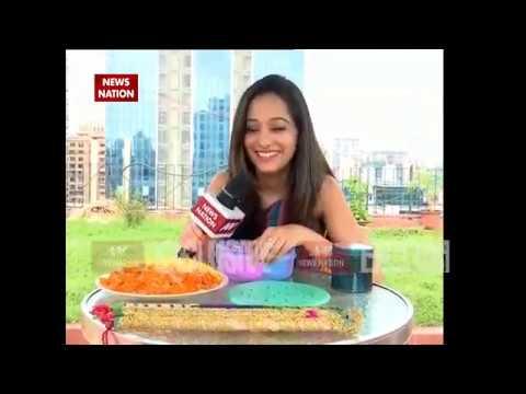 Serial Aur Cinema: Actress Preetika Rao's special Rangoli tips to make this Dandia special