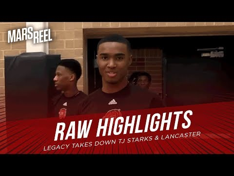 Legacy TAKES DOWN TJ Starks & Lancaster | RAW HIGHLIGHTS