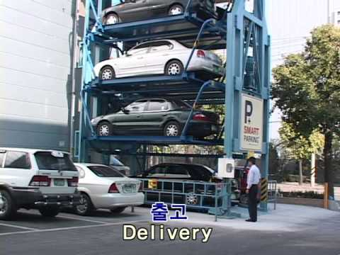 parking system,  mechanical parking,  automatic parking