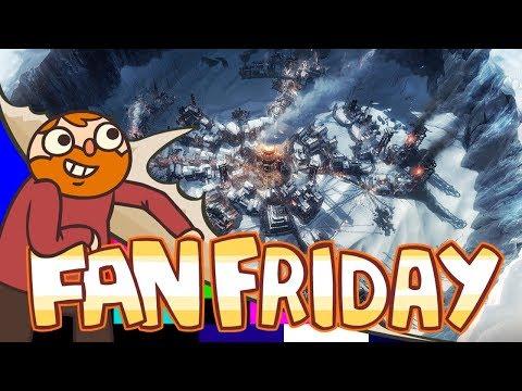 Fan Friday!! - Frostpunk
