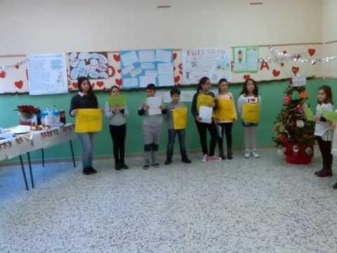 Legalità  come cultura          progetto  scuola   primaria  Butera