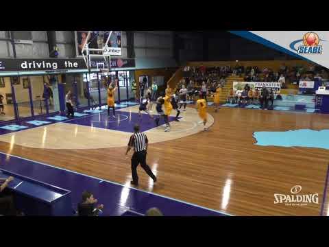 SEABL18 Round 7 Spalding Player of the week: Tom Wilson