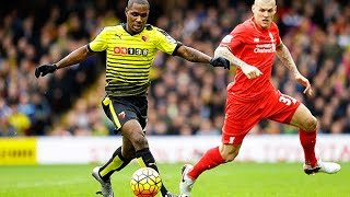 Video Gol Pertandingan Watford vs Liverpool