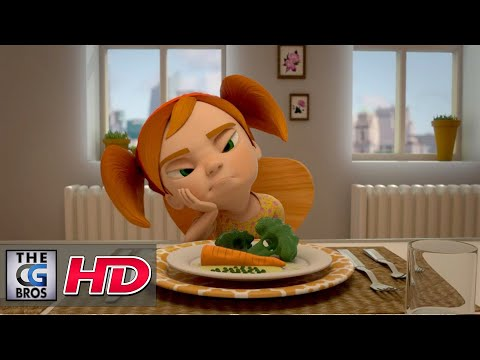 "CGI 3D Animated Short HD: ""The Right Way"" - by Elena Zobak Alekperov & Flavia Groba Bandeira"