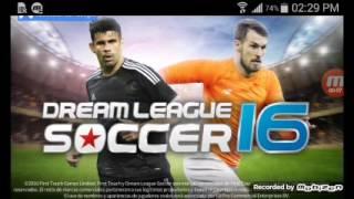 Como cambiar el logo a dream lague soccer 16