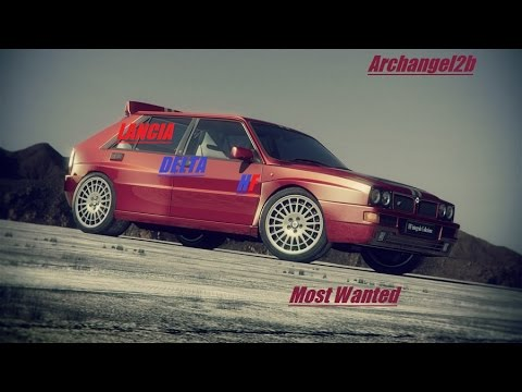 Need for Speed Most Wanted : Un petit tour en Lancia Delta HF