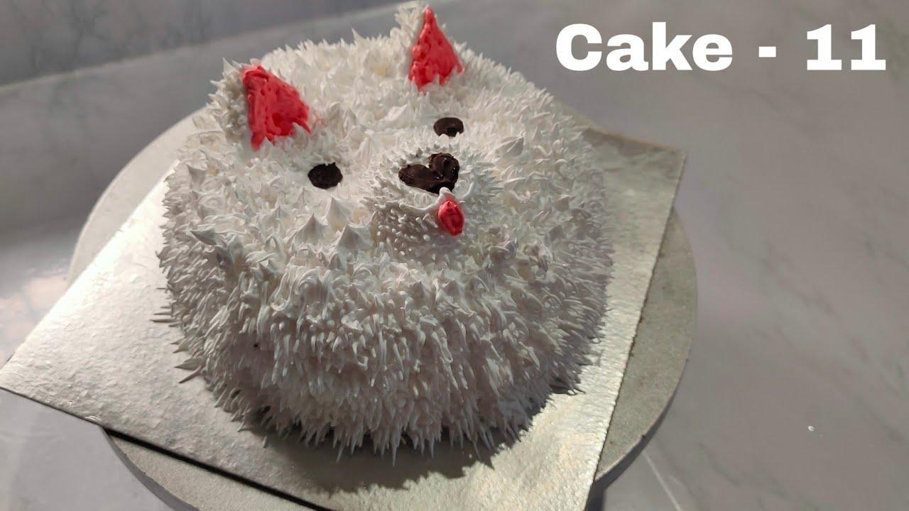 सोप्या पध्दतीने केक - 11