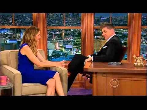 Craig Ferguson 6/12/14D Late Late Show Michelle Monaghan