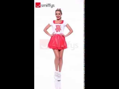 Grease Sandy Cheerleader Costume (25873)