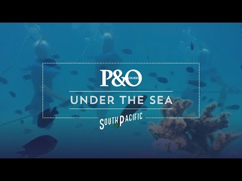 South Pacific - Under the Sea