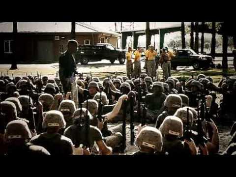 Marines training week 03 bayonet