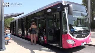 CASA / Bus-tram : essai d'un bus articulé