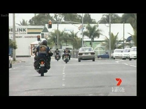 Rewind: Bikie Wars In Mackay - Seven Local News Rockhampton (2013)
