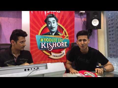 Harmeet Singh from Meet Bros on Gaana's #YodleeLikeKishore Challenge