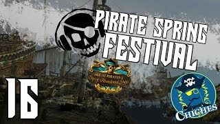 PIRATE SPRING FESTIVAL #16  Age Of Pirates 2 - Parte 3 | En Español