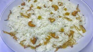 Ghee Rice-Perfect Ghee Rice-Easy Recipe-Kerala style Ghee rice-Malabar Ghee rice-Neychoru
