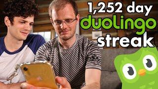 Baixar 1,000+ day Duolingo streak. Was it worth it?