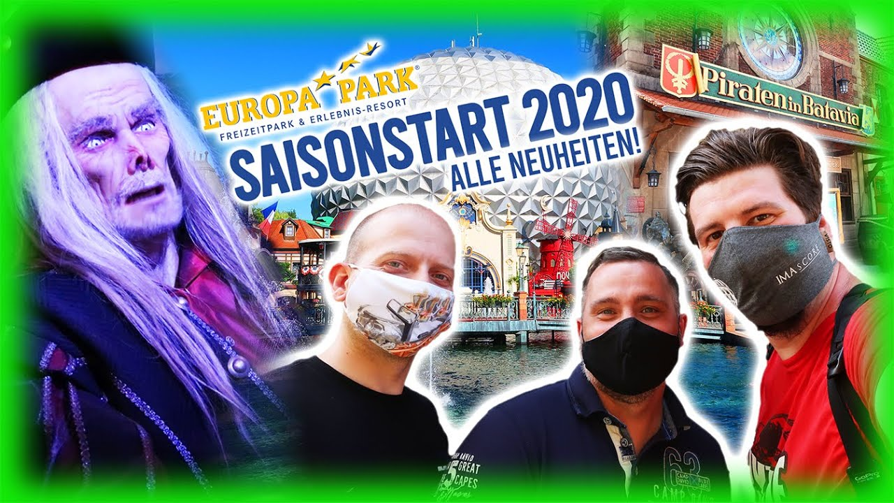 Europa Park Neuheiten 2021