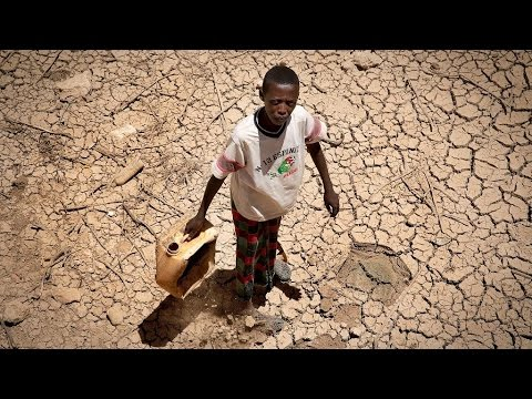 African Famine - Cause and Solutions