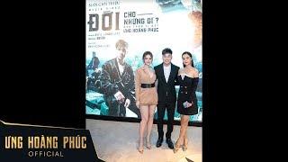 Phạm Quỳnh Anh, Thu Thuỷ tham gia vào bộ phim mới của ƯNG HOÀNG PHÚC ?