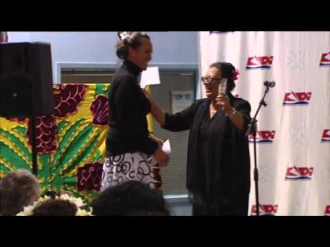 Cook Islands community celebrate achievements