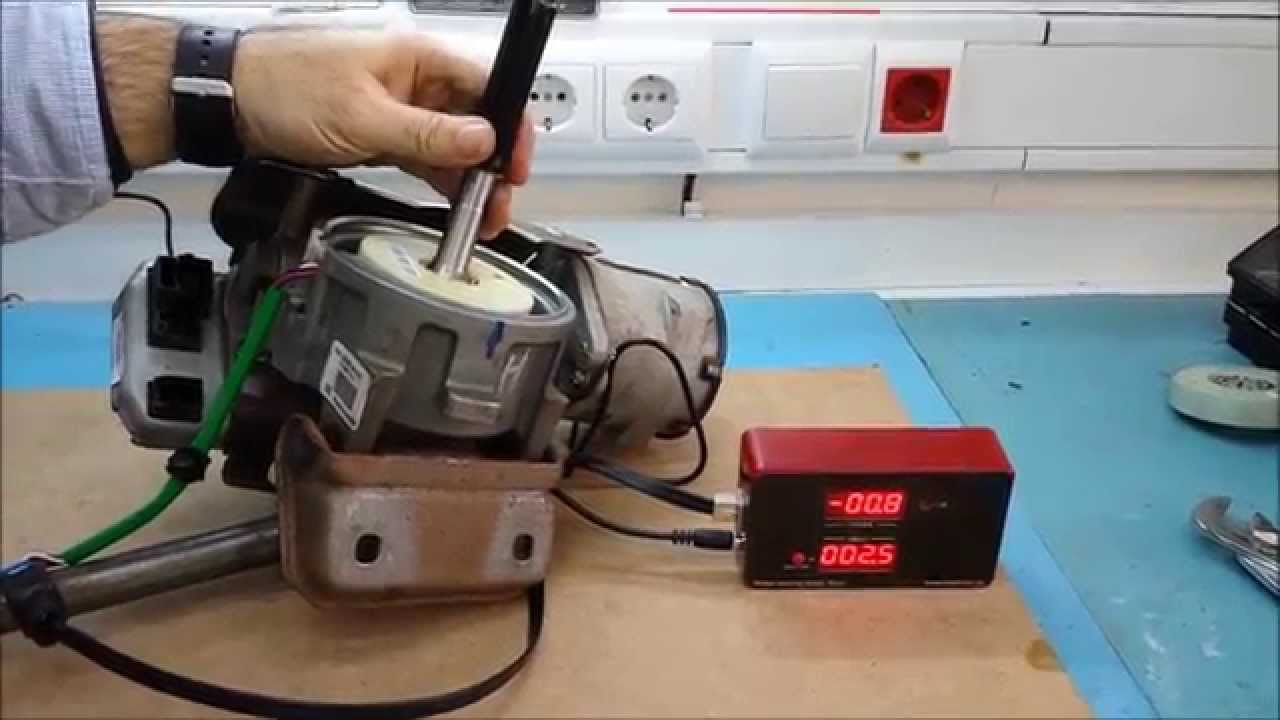 Steering Torque Sensor Tester Youtube
