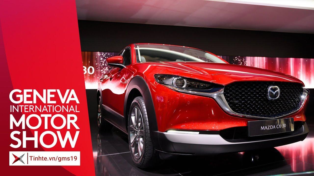 Chi tiết Mazda CX-30 - Mazda3 nâng gầm, thiết kế  đẹp, trang bị động cơ SkyActive-X | Xe.Tinhte.vn