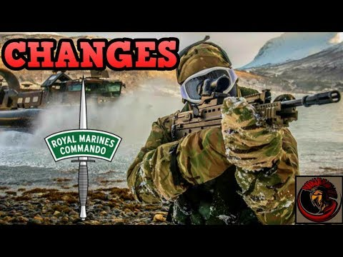 The Royal Marines Commandos Are Changing | SPECIAL OPERATIONS UNIT