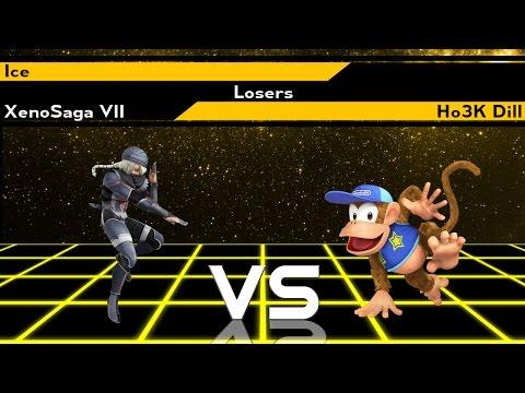 XenoSaga VII - [Losers] Ice vs Ho3K Dill