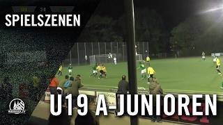 SV Schlebusch - SC Borussia Lindenthal-Hohenlind (U19 A-Jugend, Halbfinale, Qualifikation FVM-Pokal)