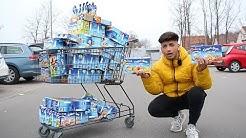Für 200€ CAPRI SONNE einkaufen 😂