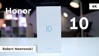 Honor 10 Rozpakowanie, konfiguracja i zapowiedź konkursu | Robert Nawrowski