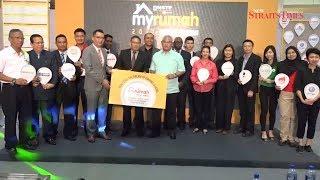 Final MyRumah Property Showcase for 2017, kicks-off