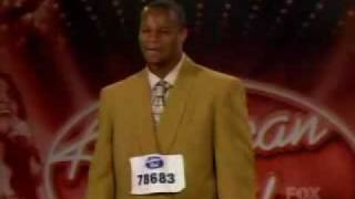 American Idol 7 Audition - Let My People Go