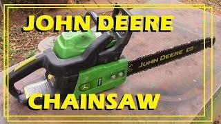 John Deere J3816 Chainsaw