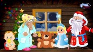 Новогодний утренник в детском саду №6 Белогорск