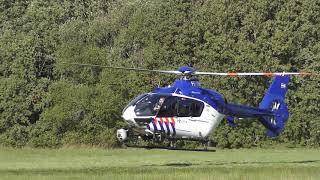 Politiehelikopter ingezet bij zoekactie naar vermiste vrouw uit Assen