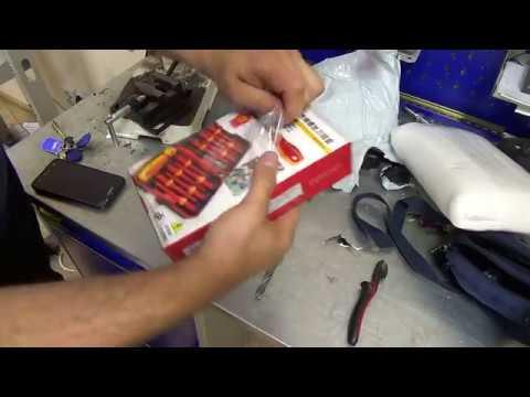 Крутой набор диэлектрических отверток из Китая (AliExpress)