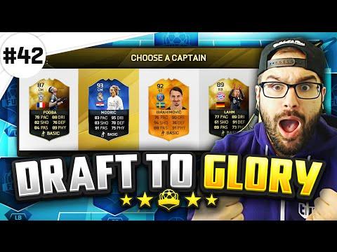 EPIC FAIL!! - FUT Draft to Glory #42 - FIFA 16 Ultimate Team