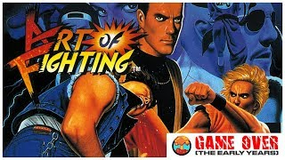 Game Over: Art of Fighting (Neo Geo & Super NES) - Defunct Games