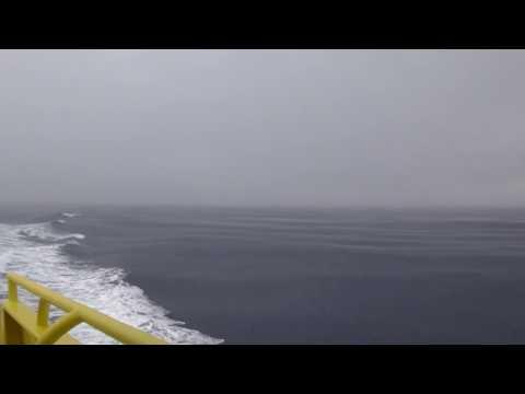 Caribbean ocean massive Tsunami