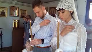 Венчание. Кольца