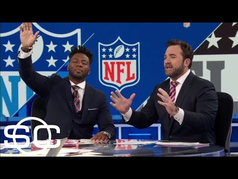 Jeff Saturday goes off on Bills' complaining about overturned TD vs. Patriots | SportsCenter | ESPN